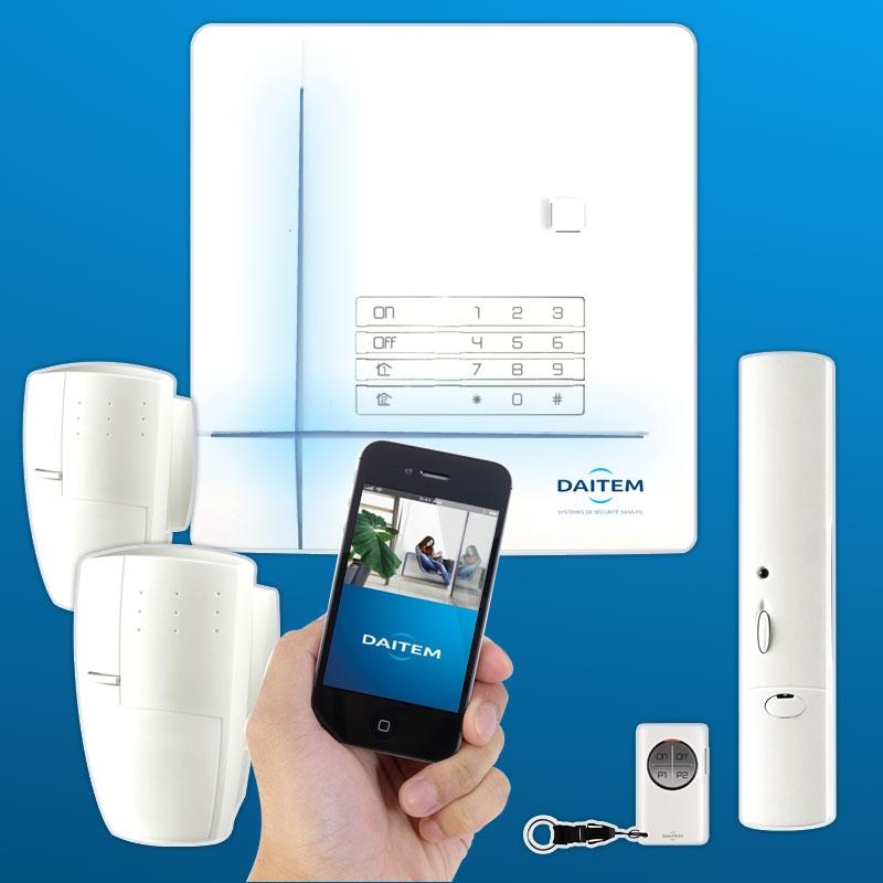 Alarmes sans fil e-Sens